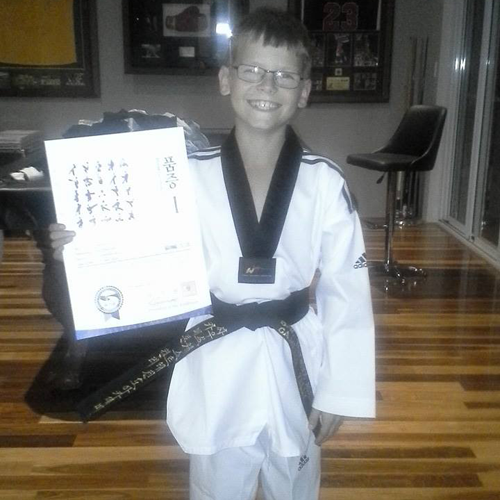 Black Belt for Cam