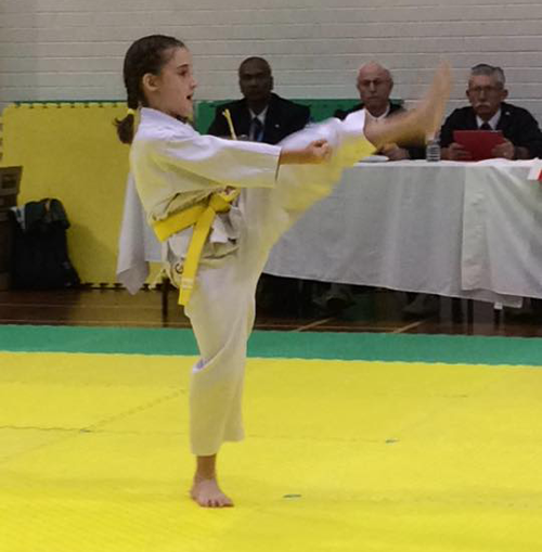 Ella Poomsae Competition 2015