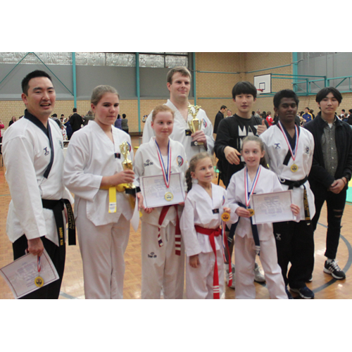 Patterns Team (Poomsae)