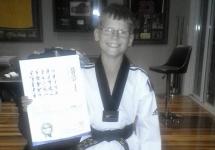 Black Belt for Cam