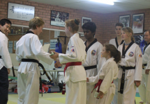 Congratulation 2nd Poom Black Belt