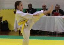 Ella Poomsae Competition 2015