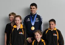 Steven CurriePara Olympian 2013