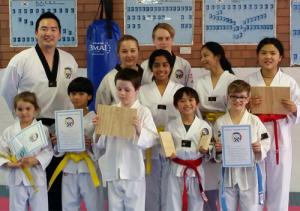 Multibelt Grading – South West Taekwondo Academy