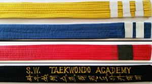 Grading Belts